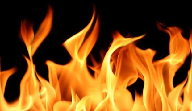 Aydın E tipi Cezaevinde yangın
