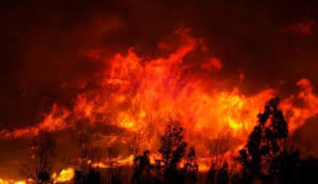 ABDde bir camide yangın çıktı