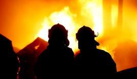 Burdur'da öğrenci pansiyonunda yangın paniği