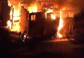 Pennsylvania'da yaşlı bakım evinde yangın: 20 yaralı