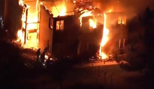 Pennsylvaniada yaşlı bakım evinde yangın: 20 yaralı