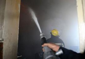 Kahire'deki tren istasyonunda yangın: 20 ölü