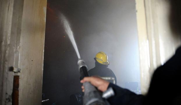 Kahiredeki tren istasyonunda yangın: 20 ölü