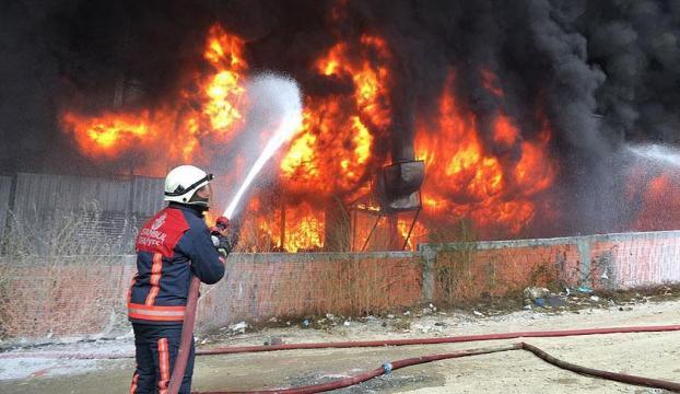 Bayrampaşadaki yangınla ilgili belediyeden açıklama