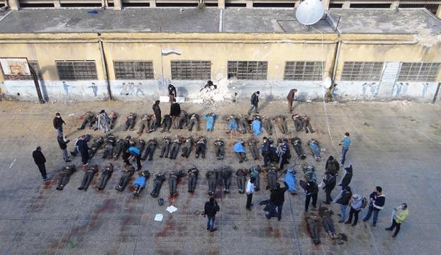 Esed rejimi, çoğu sivil 5-13 bin kişiyi yargısız infaz etti
