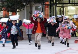 İstanbul'da 2 milyon 819 bin 443 öğrenci karne aldı