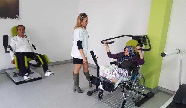 Yaşlılara özel egzersiz sistemi Türkiyede