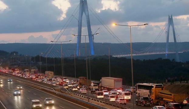 Yavuz Sultan Selimin Kurtköy-Paşaköy bağlantısı 4 Temmuzda açılacak