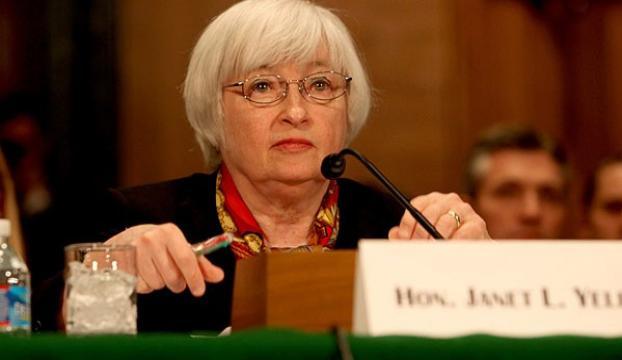 FED Başkanı Yellen: Faiz artırımı yok