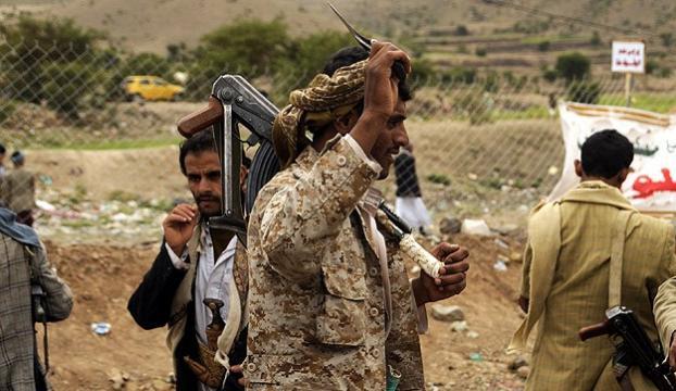 Husilerden Suudi Arabistana füze saldırısı