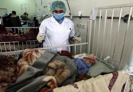 'Yemen'deki çocuk ölümlerinin yarısından Suudi koalisyonu sorumlu'