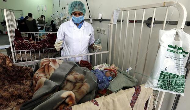 Yemendeki çocuk ölümlerinin yarısından Suudi koalisyonu sorumlu