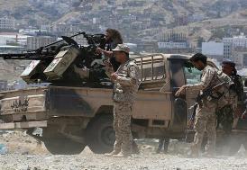 Yemen ordusu Husilere ait 2 SİHA'yı düşürdü