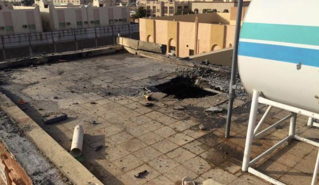 Yemenden Suudi Arabistana roket saldırısı