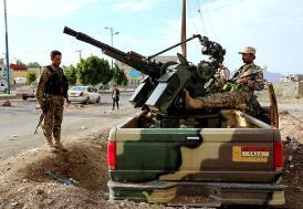 Koalisyon güçleri Yemen'i vurdu