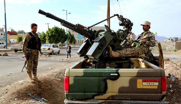 Koalisyon güçleri Yemeni vurdu