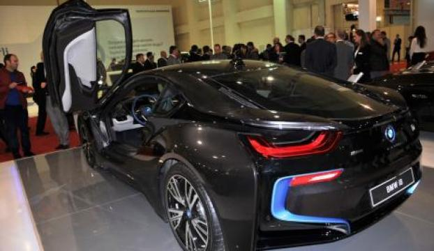 Yeni model otomobiller, Samsunda