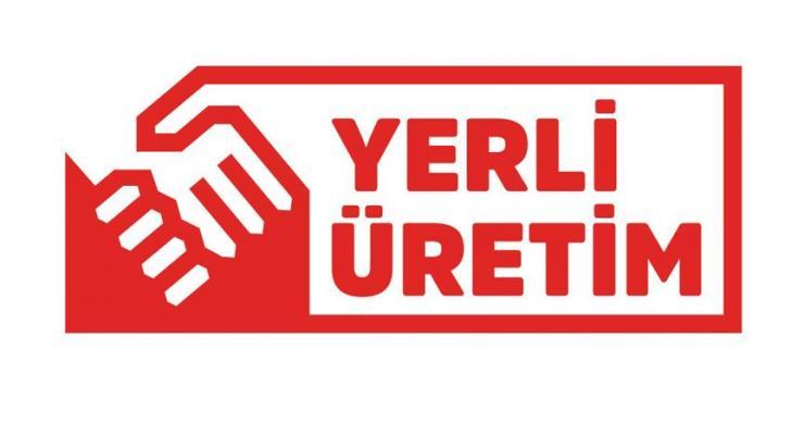 Yerli üretim logosu tanıtıldı