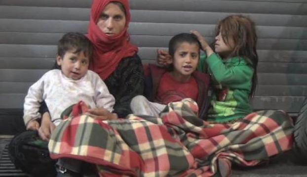 Adanada Suriyeli çift yakalandı