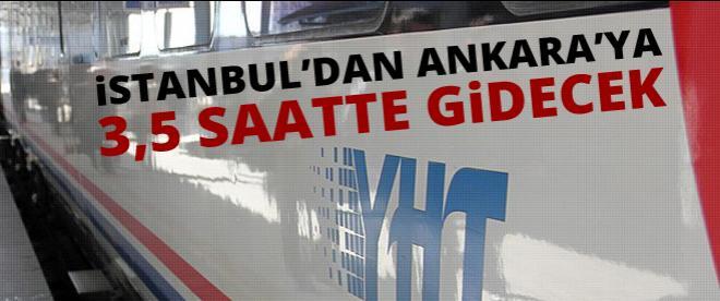 Ankara-İstanbul YHT hattı ne zaman açılacak?