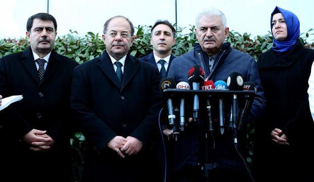 Başbakan Yıldırım: Terör bizi yıldıramaz, kardeşliğimizi, birliğimizi bozamaz