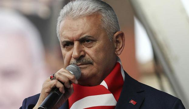 Başbakan Yıldırım: İzmirin Marmarayı için ihaleye çıkıyoruz