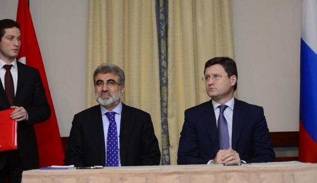 Türkiye ve Rusya Mavi Akımı geliştirmek istiyor