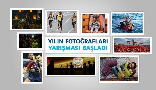 Yılın Fotoğrafları yarışması başladı