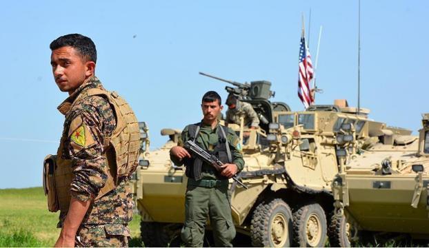 ABD, YPG/PKK'ya destek vermeye devam etmek istiyor