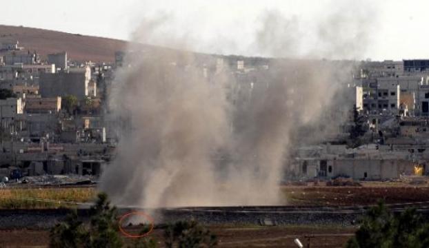 YPGliler havan topuyla böyle vuruldu