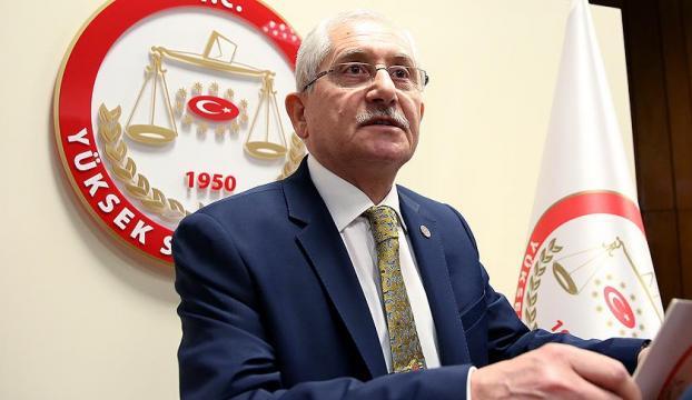YSK Başkanından mühürsüz oy pusulalarına ikinci açıklama