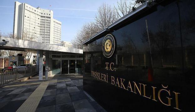 Türkiyeden Yunanistan Cumhurbaşkanı Pavlopulosa yanıt