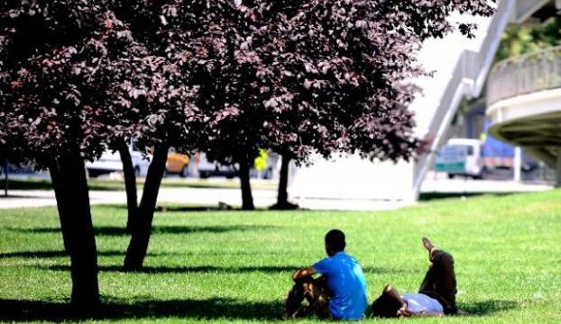 Marmara ve Egeye güzel hava müjdesi