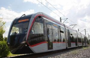 Yüzde 100 yerli tramvay geliyor