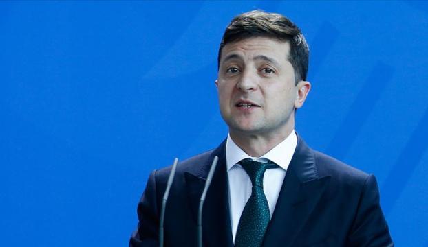 """Zelenskiyden """"Rusya G8e dönebilir"""" önerisine tepki"""