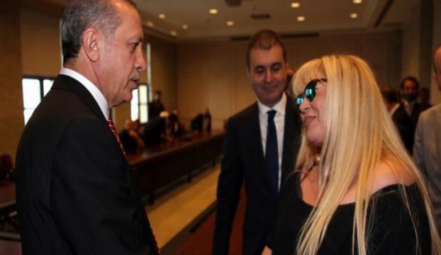 Zerrin Özer: Erdoğanı seviyorum diye küfrettiler