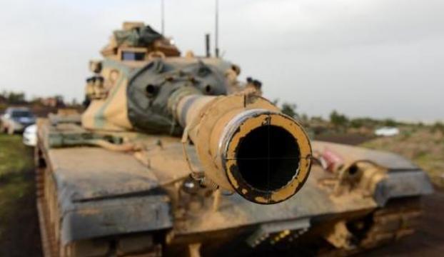 Zeytin Dalı Harekatında bir asker şehit düştü