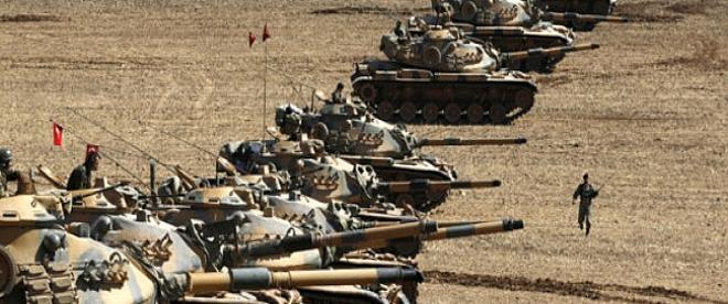 Zeytin Dalı Harekatında etkisiz hale getirilen terörist sayısı 3.524 oldu