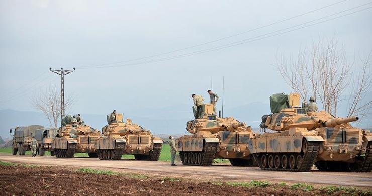 Afrin'in kuzeyindeki iki köy terörden arındırıldı