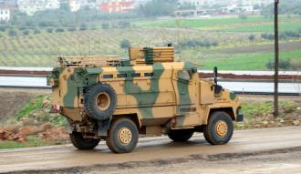 Zeytin Dalı Harekatı'nde kontrol altına alınan bölge sayısı 229'a yükseldi