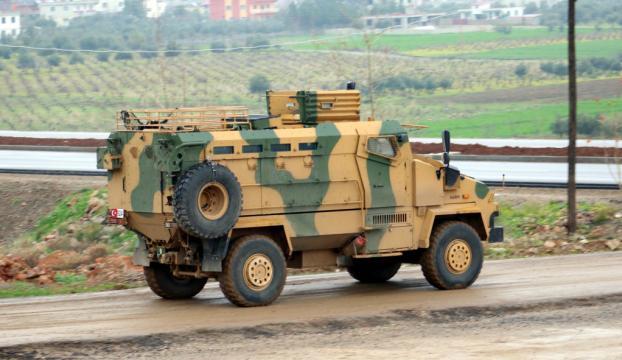 Zeytin Dalı Harekatında etkisiz hale getirilen terörist sayısı 2.083 oldu