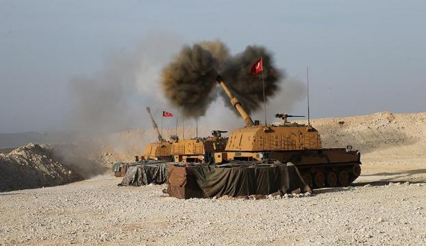 Zeytin Dalı Harekatında etkisiz hale getirilen terörist sayısı 3.149 oldu