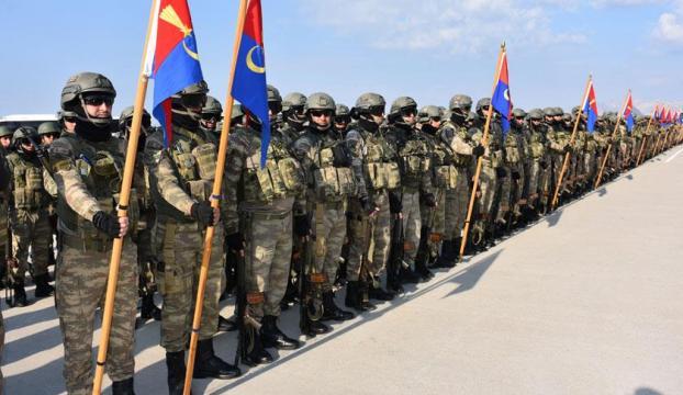 TSK, Afrinde 3 köyü teröristlerden kurtardı