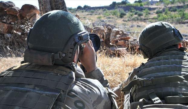 Zeytin Dalı ve Fırat Kalkanı bölgelerinde 3 terörist gözaltına alındı
