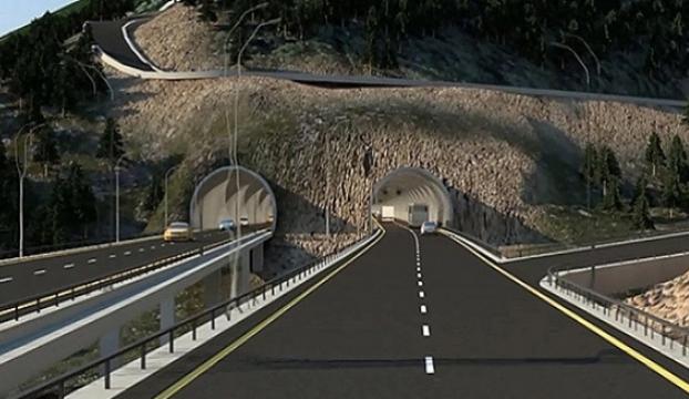 Avrupanın en uzun tüneli yapılıyor