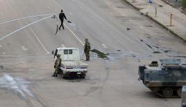 Zimbabve'deki askeri müdahale