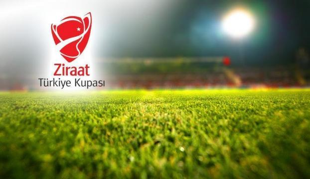 Ziraat Türkiye Kupasında yarın 5 maç var