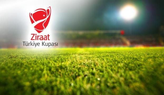 Ziraat Türkiye Kupası yarı final programı belli oldu