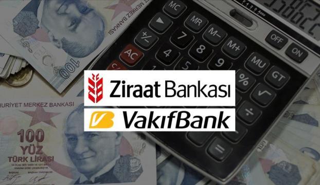 İki kamu bankası kredi faizlerini indirdi