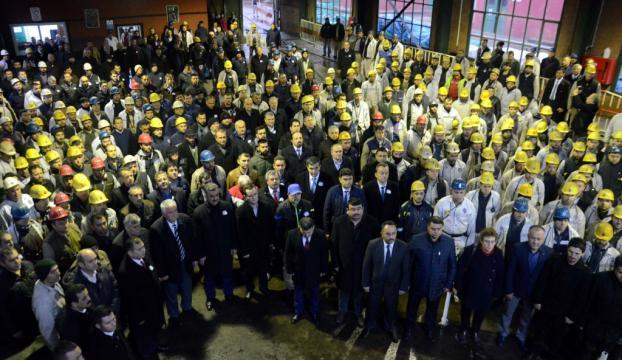 Zonguldaktaki grizu faciasının 9. yılı